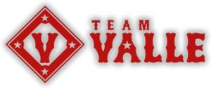 New Team Valle Logo Shaddowed