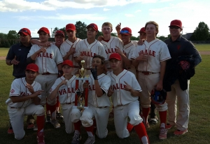 Team Valle 14U Win @ Clarence